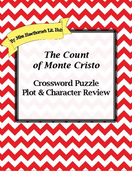 count of monte cristo character analysis