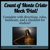 The Count of Monte Cristo: Mock Trial