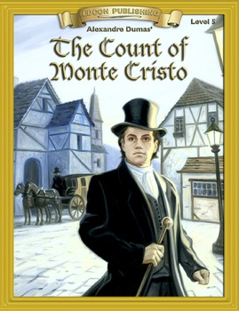 The Count of Monte Cristo RL5-6 ePub with Audio Narration