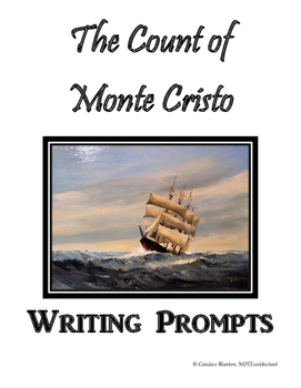 The Count of Monte Cristo Writing Prompts