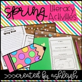 Spring Themed Reading and Writing Activities
