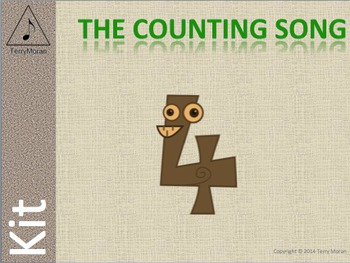 The Counting Song (ms) - Kit