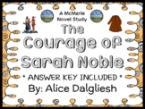 The Courage of Sarah Noble (Alice Dalgliesh) Novel Study / Reading Comprehension