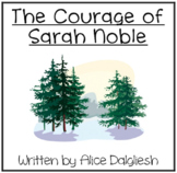 The Courage of Sarah Noble - Vocabulary and Comprehension Guide