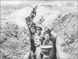 The Course of World War I and US Involvement