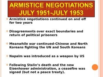 The Course of the Korean War