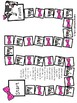 The Cow and Her Bow! (An ow/ow phonics board game activity) Orton-Gillingham