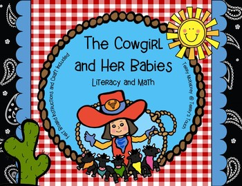 The Cowgirl and Her Babies