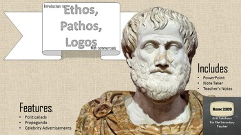The Craft of Persuasion: An Introduction to Ethos, Pathos, Logos