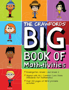 The Crawfords' BIG Book of Math-tivities