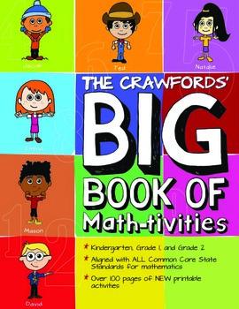 The Crawfords' BIG Book of Math-tivities Sampler