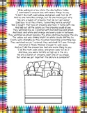 The Crayon Box That Talked Activity