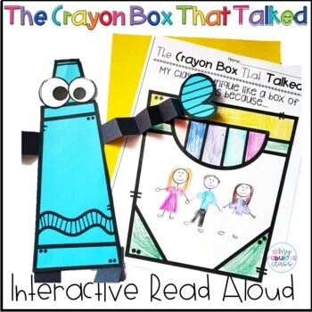 The Crayon Box That Talked Interactive Read Aloud