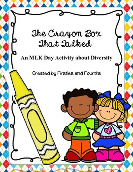 The Crayon Box That Talked - Martin Luther King, Jr. MLK