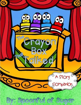 The Crayon Box That Talked (Story Companion)