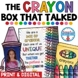 The Crayon Box that Talked | Back to School | TpT Digital