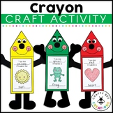 The Crayon Box that Talked Craft