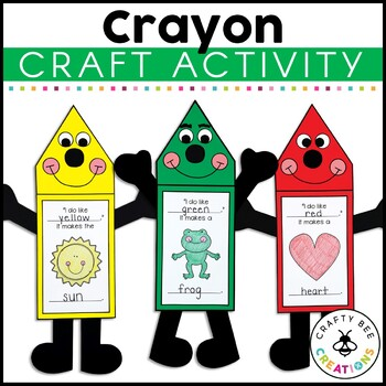 The Crayon Box that Talked Cut and Paste