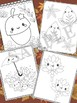 The Crayon Crowd - Coloring Pages - Fall into Autumn