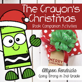 The Crayon's Christmas - Book Companion