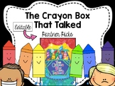 The Crayon Box That Talked {Pick-A-Partner}