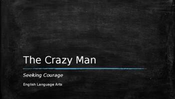 The Crazy Man by Pamela Porter - Novel Study