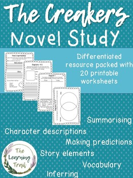 The Creakers Novel Study