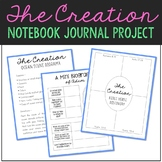 The Creation Notebook Journal Project and Activities - Bib