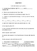The Creation in Six Days Quiz Sheet - No Prep with Teacher's Answer Key