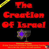 Creation of Israel | Israel Palestine Conflict |  Lecture | Word History | 8-12