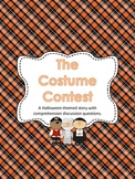 The Costume Contest - Halloween Passage and Comprehension Questions