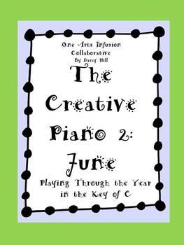 The Creative Piano 2: June Sheet Music