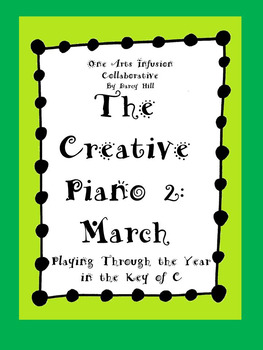 The Creative Piano 2: March Sheet Music