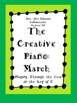 The Creative Piano- March Sheet Music