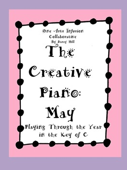 The Creative Piano- May Sheet Music
