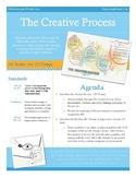 The Creative Process: A Framework for AP Studio Art 2D Design Breadth Portfolios
