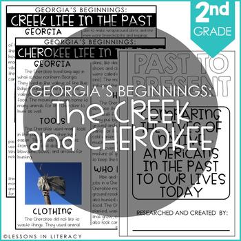 Georgia Creek and Cherokee