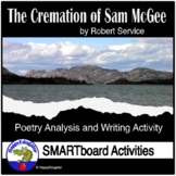 The Cremation of Sam McGee SMARTBOARD Activities