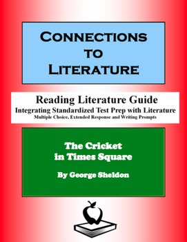 The Cricket in Times Square-Reading Literature Guide