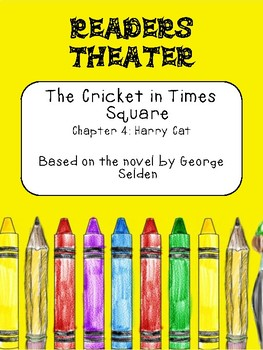 The Cricket in Times Square Readers Theater