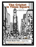 The Cricket in Times Square Whole Book Test