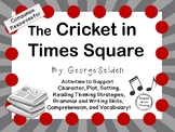 The Cricket in Times Square by George Selden: A Complete Novel Study!