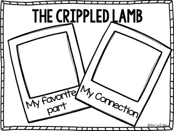 The Crippled Lamb Christmas Story