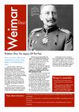 The Crises of Weimar Germany: Part One