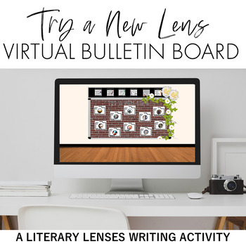 The Critical Reader's Interactive Lens Bulletin Board