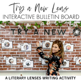 Try a New Lens Interactive Bulletin Board