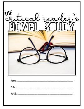 The Critical Thinker's Complete Novel Study Unit