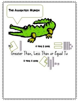 The Alligator Munch