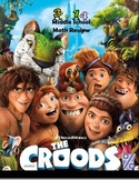 """The Croods"" Middle School Math Movie Questions"