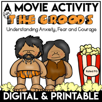 The Croods Movie Guide – Supporting Emotional Needs
